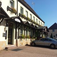 Hotel Dorfschenke, отель в городе Пирмазенс