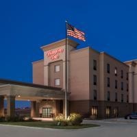 Hampton Inn Bellevue, hotel in Bellevue