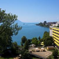 Royal Plaza Montreux & Spa, Hotel in Montreux