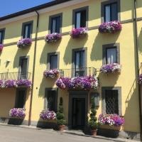 Hotel divino Amore, hotel in Bagnoregio