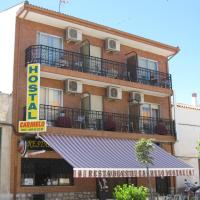 Hostal Gastrobar Carmelo, hotel em Villarejo de Salvanés