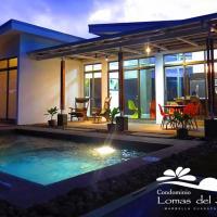 Modern villa 2 queen bedrooms, pvt pool