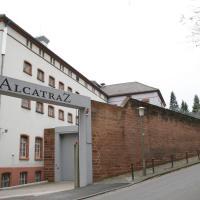 ALCATRAZ Hotel am Japanischen Garten, hotel in Kaiserslautern