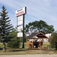 Quest Motel, hotel em Whitewood
