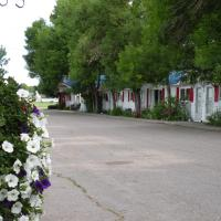 Bluebird Motel, отель в городе Claresholm