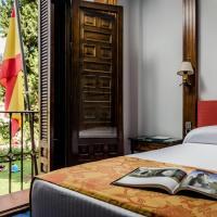 Hotel El Bedel, отель в городе Алькала-де-Энарес