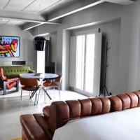 Raw Culture Art & Lofts Bairro Alto, hotel in Bairro Alto, Lisbon