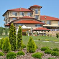 Chateau-Hotel Trendafiloff, hotel in Chirpan