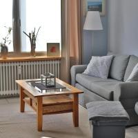 Freundliche Ferienwohnung direkt hinter dem Deich, hotel in Friedrichskoog