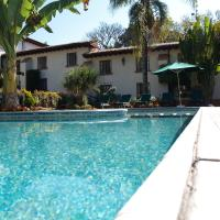 Mansion del Cupatitzio, hotel in Uruapan del Progreso