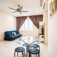 'A'ffordable Spacius Apartment@Penang