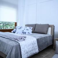 Blue Studio Olympus Mels apartments