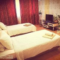 Квартира на Островского для командированных и гостей, отель в Апрелевке