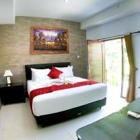 Palm Bamboo Hotel, hotel in Nusa Dua
