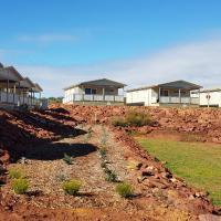 Kalbarri Red Bluff Tourist Park, hotel em Kalbarri