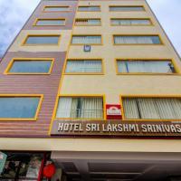 Treebo Trend Sls Grand, hotel in Tirupati