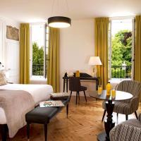 Château Saint Gilles, hotel in Bayeux