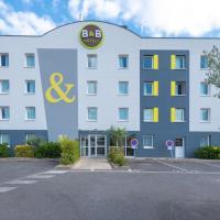 B&B Hôtel Creil Chantilly, hotel in Creil
