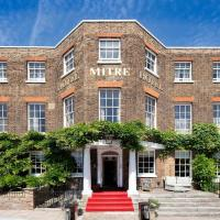 Mitre Hotel, hotel in Kingston upon Thames