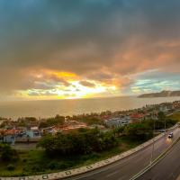 Ponta Negra Flat 504, hotel em Natal