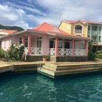 Pink House - Right on the Water - Rodney Bay, Saint Lucia