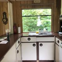 That 70s caravan! Your vacation home in the wild