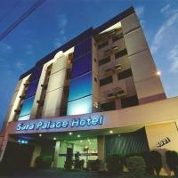 Sara Palace Hotel, hotel in Uberlândia