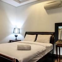 Best Location 1BR The Mansion at Kemang Apartment By Travelio