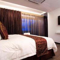 J Suites Hotel, hotel in Kuala Terengganu