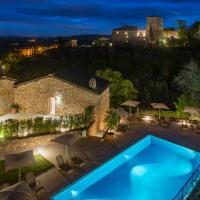 Relais Le Macine Di Stigliano, отель в городе Совичилле