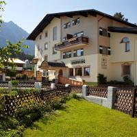 Alpenhotel Ernberg, Hotel in Reutte
