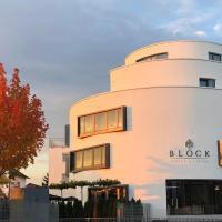 BLOCK Hotel & Living, отель в Ингольштадте