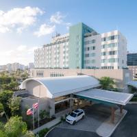 Verdanza Hotel, hotel en San Juan