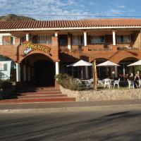 Hotel America, hotel in Santa Rosa de Calamuchita