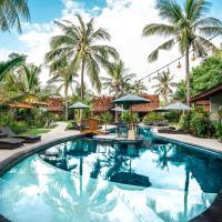 Coconut Garden Resort, hotel in Gili Trawangan
