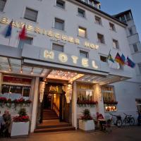 Hotel Bayerischer Hof, hotel en Bayreuth