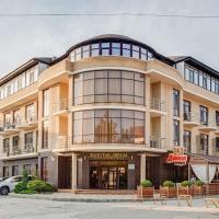 Golden Dunes, hotel in Vityazevo