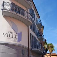 Boutique Hotel de la Ville, hotel in Laigueglia