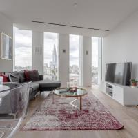 Modern 2 Bedroom Flat With a Stunning View