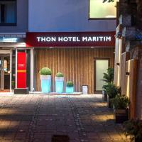 Thon Hotel Maritim, hotel in Stavanger