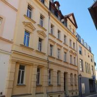 Kunstgasse 11, Wohnung 10, Hotel in Altenburg