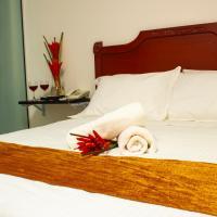 Hotel Catedral Inn, отель в городе Барранкилья