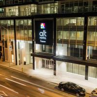 Alt Hotel Ottawa, hotel in Ottawa
