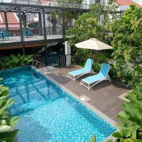 SAVV HOTEL, hotel in George Town