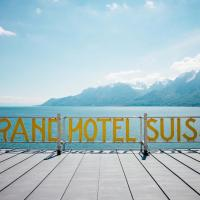 Grand Hotel Suisse Majestic, Autograph Collection, hotel in Montreux