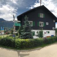 Haus Marienfried, Hotel in Rettenberg