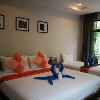 Sun Moon Star Resort Koh Phangan, hotel in Haad Yao