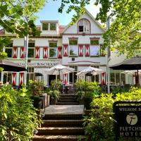 Fletcher Hotel Restaurant Boschoord, hotel in Oisterwijk