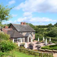 The Baiting House and Lodges, hotel in Upper Sapey