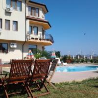 Guest House Golden Flake, hotel in Bŭlgarevo